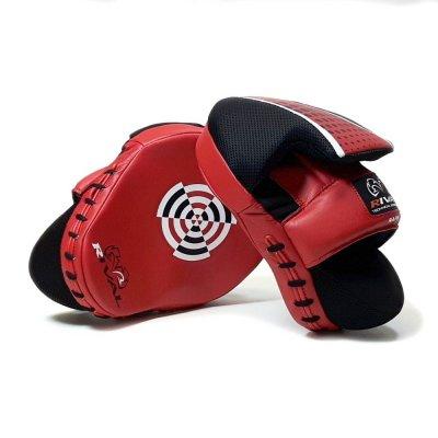 Лапы для бокса Rival Pro - Красные