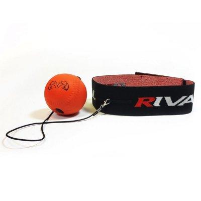 Реакционный мяч для бокса Rival Оранжевый