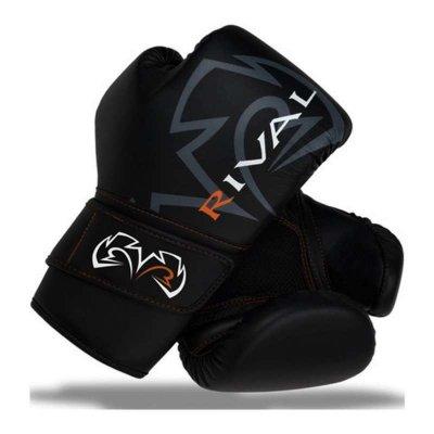 Снарядные перчатки Rival Compact Черные
