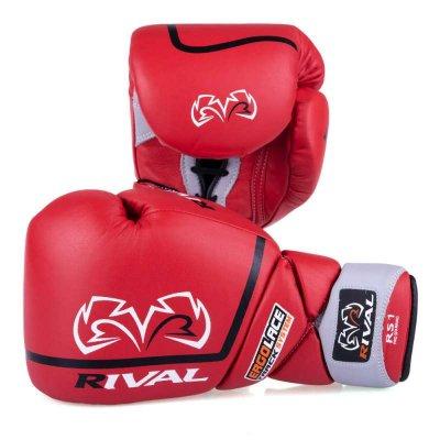 Перчатки Rival RS1 Красные