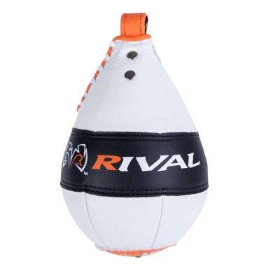 Пневматическая груша Rival Speed Bag Бело-черная