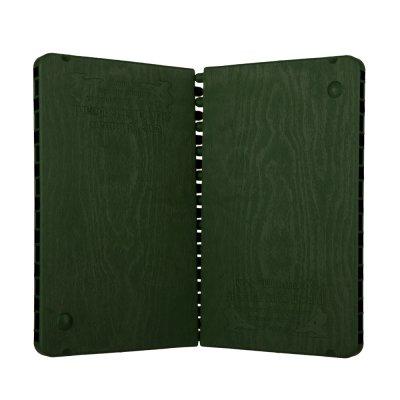 Доски для тхэквондо Umab Зеленые