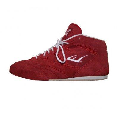 Низкие боксерки Everlast Red