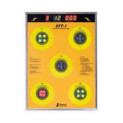 Электронная мишень для тренировок по фехтованию Favero EFT-1
