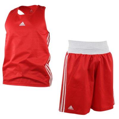 Боксерская форма Adidas Micro Diamond Красная