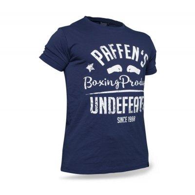 Футболка Paffen Sport UNDEFEATED Синяя