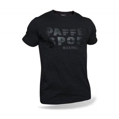 Футболка для бокса Paffen Sport BLACK