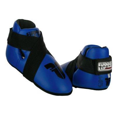 Футы для кикбоксинга Fighter Синие