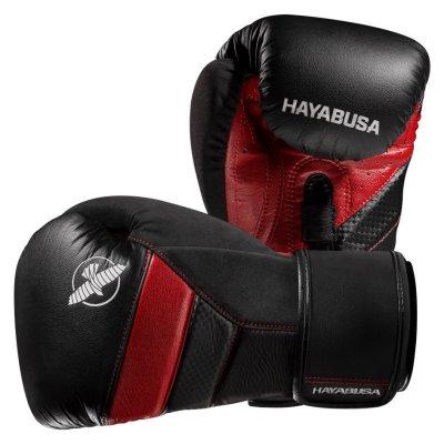 Перчатки Hayabusa T3 Красно-черные