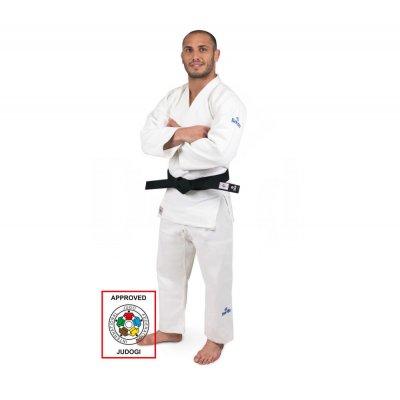 Дзюдоги Daedo Judo Slim Fit Белый