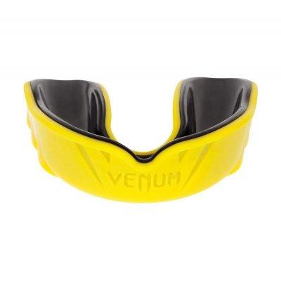 Капа Venum Challenger Желто-черная