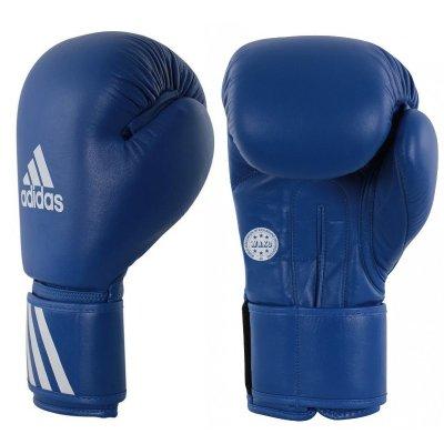 Перчатки для кикбоксинга Adidas WAKO Competition Синие