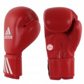 Перчатки для кикбоксинга Adidas WAKO Competition Красные