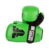 Перчатки для кикбоксинга Fighter Зеленые
