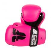 Перчатки для кикбоксинга Fighter Розовые