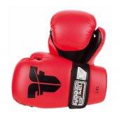 Открытые перчатки Fighter Красные