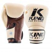 Перчатки King Pro Boxing Бежево-коричневые