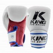 Перчатки King Pro Boxing Триколор