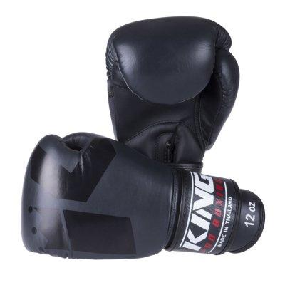 Перчатки King Pro Черные