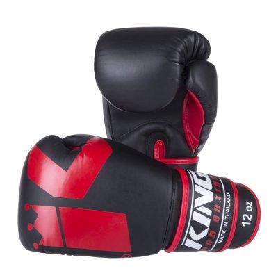 Перчатки King Pro Черно-красные