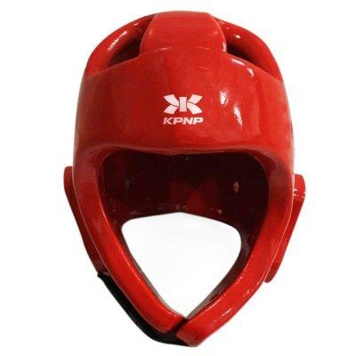 Электронный шлем KPNP Красный с трансмиттером