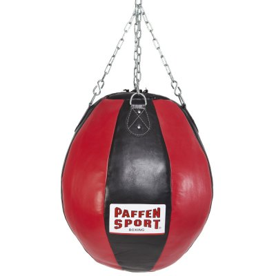 Кожаный боксерский мешок Paffen Sport STAR WRECKING BALL