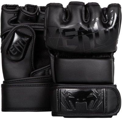 Перчатки ММА Venum Undisputed 2.0 Черные