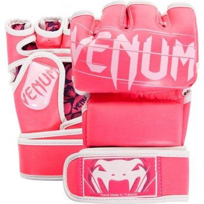 Перчатки ММА Venum Undisputed 2.0 Розовые
