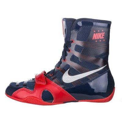 Боксёрки Nike HyperKO Blue
