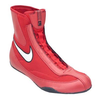 Боксёрки Nike Machomai Mid Красные