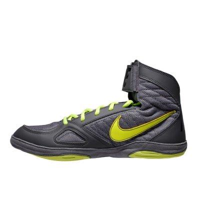 Борцовки Nike Takedown 4 Зелено-серые