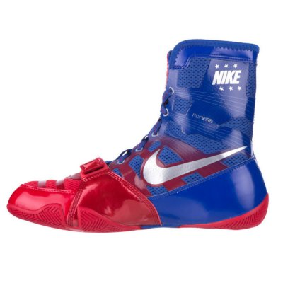 Боксерки Nike HyperKO Красно-синие