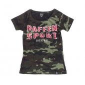 Женская футболка Paffen Sport Vintage Camo