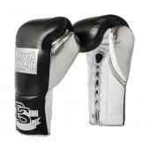 Перчатки Paffen Sport PRO MEXICAN черно-серебряные