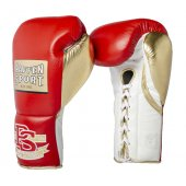 Перчатки Paffen Sport PRO MEXICAN красно-золотые