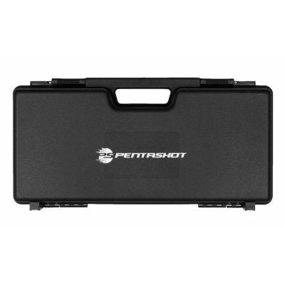 Пластиковый кейс Pentashot для пистолета