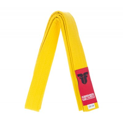 Желтый пояс Fighter