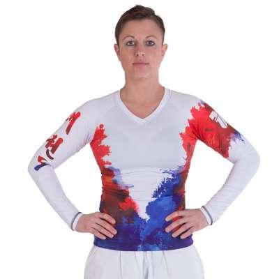 Рашгард для тхэквондо ITF Fighter Женский
