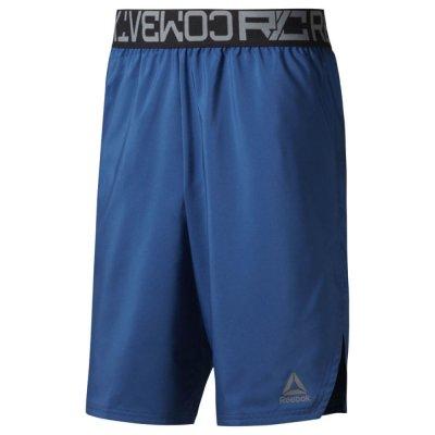 Боксерские шорты Reebok Combat Boxing - Синие