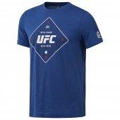 Футболка UFC Reebok Синяя
