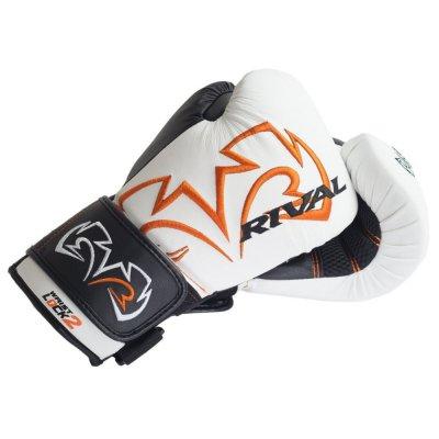Снарядные перчатки Rival RB11 Белые