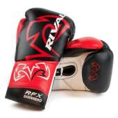 Перчатки Rival RFX-GUERRERO Красно-черные
