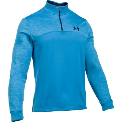 Толстовка Under Armour AF Icon 1/4 Zip Голубая