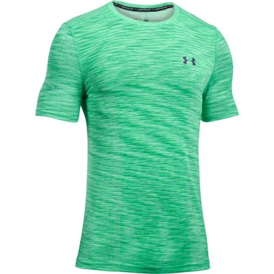 Футболка Under Armour Threadborne Seamless Зеленая