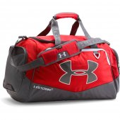 Сумка Under Armour Undeniable Duffel II Красная