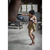 Тайский бокс. Лучший спорт для детей.