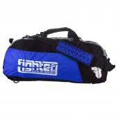 Спортивная сумка Fighter Синяя