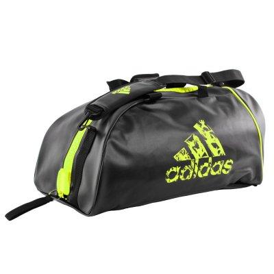 Сумка Adidas Training 2 в 1 Черно-желтые