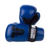 Открытые перчатки Fighter Синие