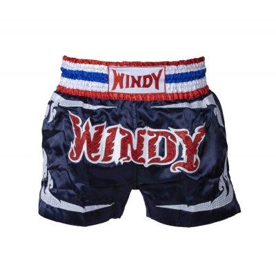 Тайские шорты Windy - Темно-синие